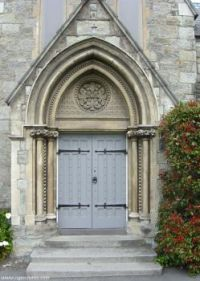 Theme: Doors & Windows ~ Church door