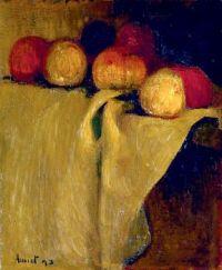 Bretonisches Stillleben, 1893, Cuno Amiet (1868-1961)