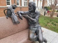 Jim Henson & Kermit at University of Maryland