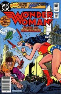 Wonder Woman Battles Blockbuster