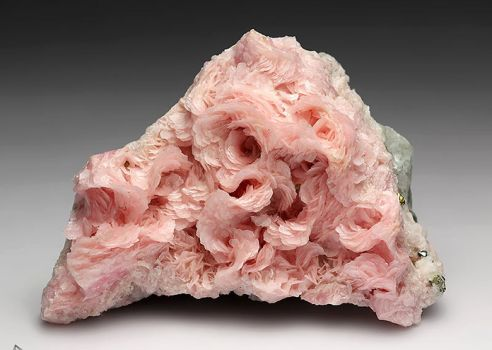 Rhodochrosite - Beautiful Shii mineral, also known as the Rose of the Inca