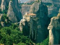 Monastery on the rock, Meteora