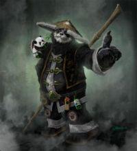 warrior panda