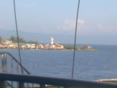 leaving the port of liloan s.leyte