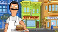 BOB with a BURGUER