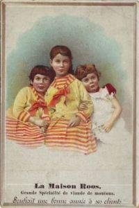 Themes Vintage ads - La Maison Roos