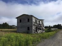 where once they lived, Cottel's Island, NL