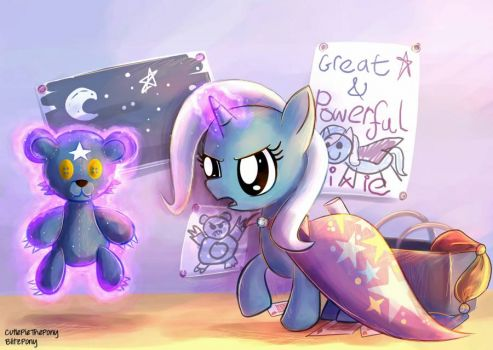 MLP: Trixie vs. The Ursa Major