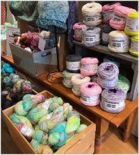 Fresh Yarn Colors