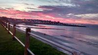 ballyholme sunset