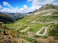 hairpin curves