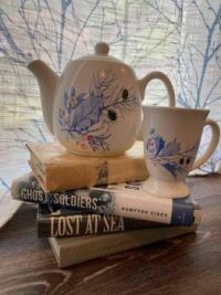 Tea and Winter Blues
