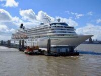 Crystal Symphony at Liverpool
