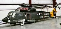 Kaman SH-2F Seasprite. Pima Air and Space Museum.