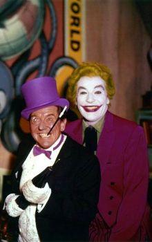 60's Joker and Penguin