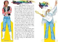 Paper Doll ~ Jimi Hendrix