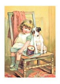 Themes Vintage illustrations/pictures - A Faithful Friend