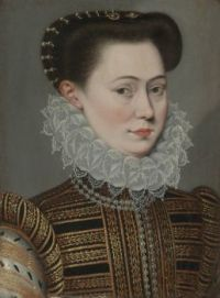 Portrait of a lady Follower of Frans Pourbus the Younger (1569–1622)