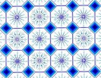 Snowflake Dreaming Optical Illusions
