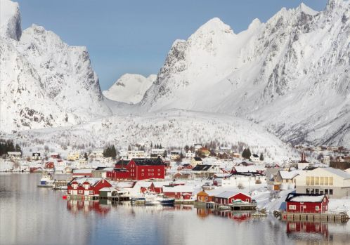 Reine-Northern-Norway
