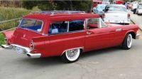 1957 T-bird wagon