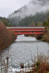 OR covered bridge