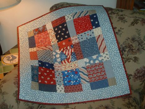 Quilt for our Navy Family