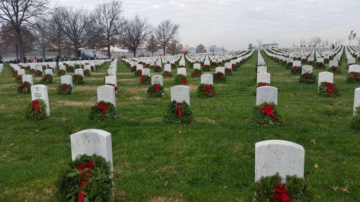 Arlington Christmas Wreaths