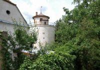 Tlustá věž. Kdo ví, kde se tato věž nachází, ať odpoví...