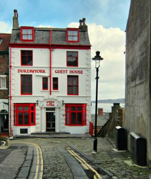 Duke of York Guest House, Scarborough......