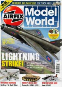 Airfix Model World March 2014