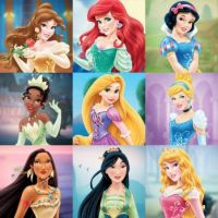 Disney-Princess again