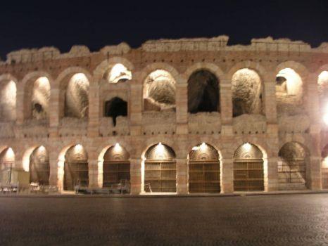 Coliseum, Verona, Italy