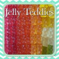 Jelly Teddies...slightly more challenging