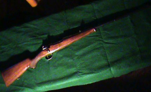 Huskvarna Rifle