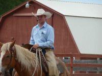 My son the cowboy