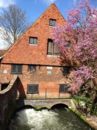 City Mill, Winchester, Hampshire
