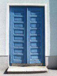 Stara vrata - Old door
