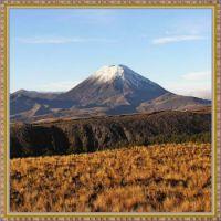 Mt Ngauruhoe.