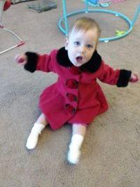 Annabelle New Coat