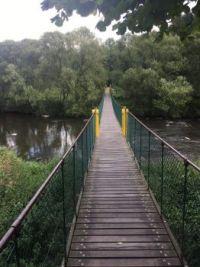 Most přes Sázavu - Mrzkovice