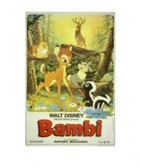 THEME:  Movies  Bambi (more under Sue49 today)