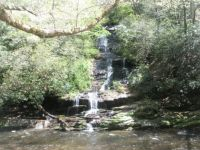 Waterfall in the Smokies