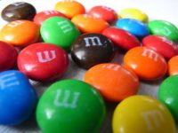 m and m's yummy