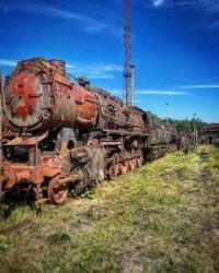 Old train