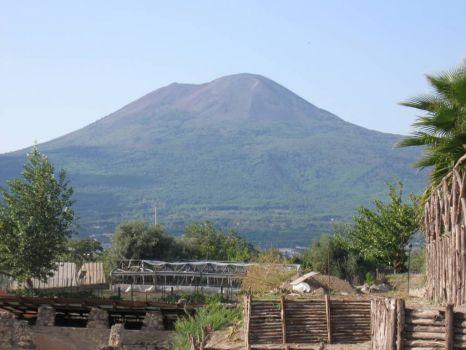 Vesuvius Looks Peaceful Now