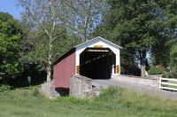 Erb's Mill covered bridge, Lititz PA