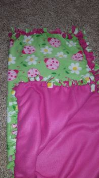 Blanket For Baby Skylar