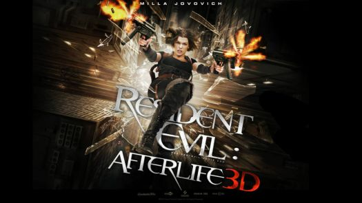 Resident Evil: Afterlife - 1
