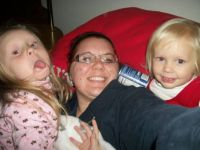 HAyven, Anya & Lily Actin silly